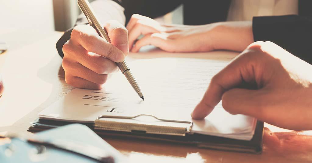 business partnership agreement