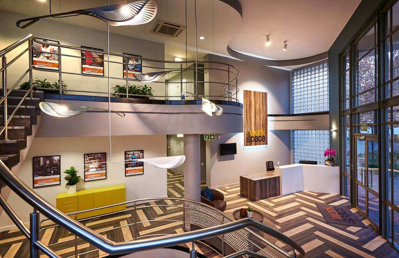 the workspace randburg