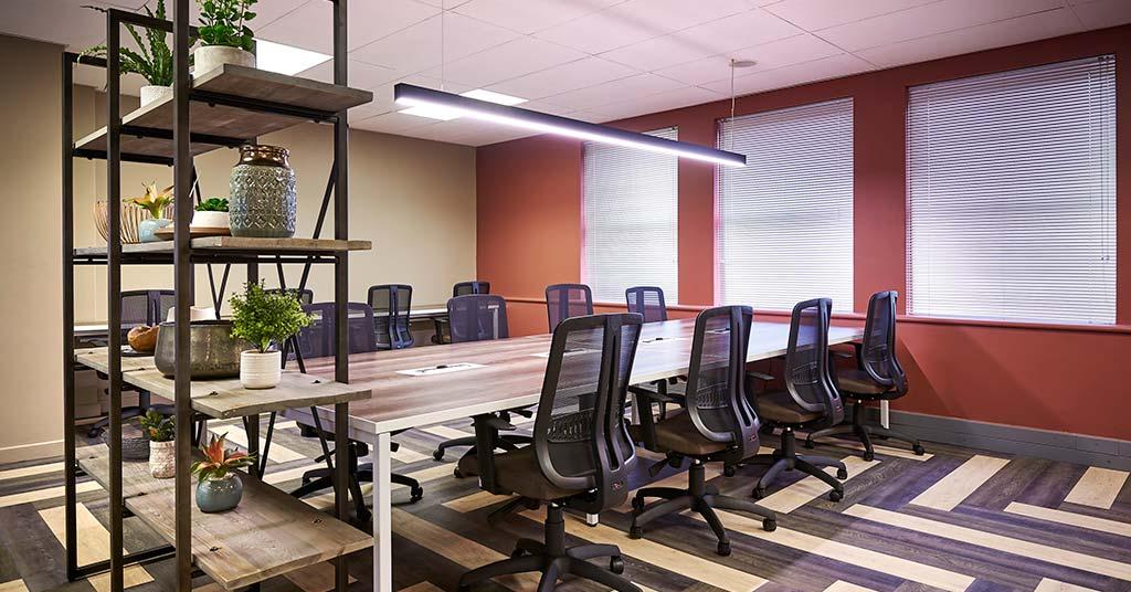 flexible workspace