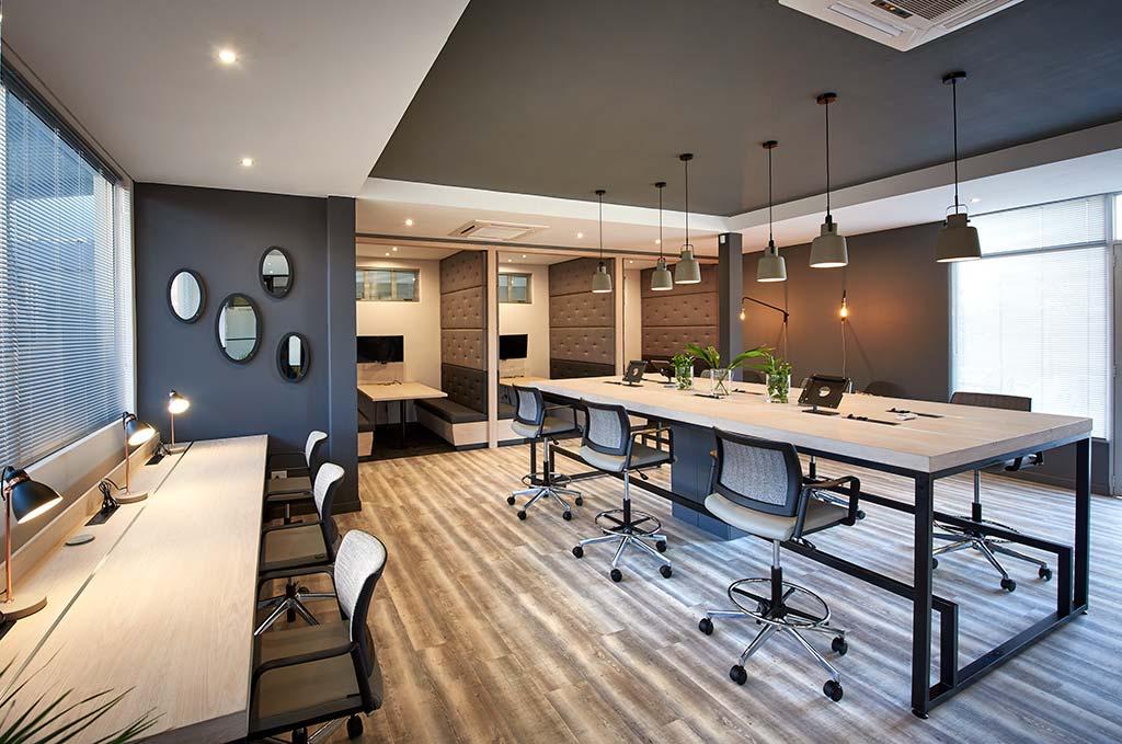 the workspace johannesburg region