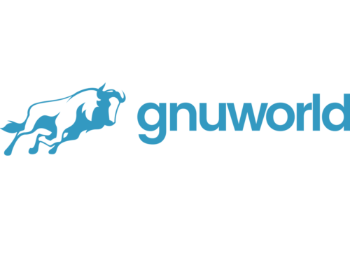 Gnu World logo