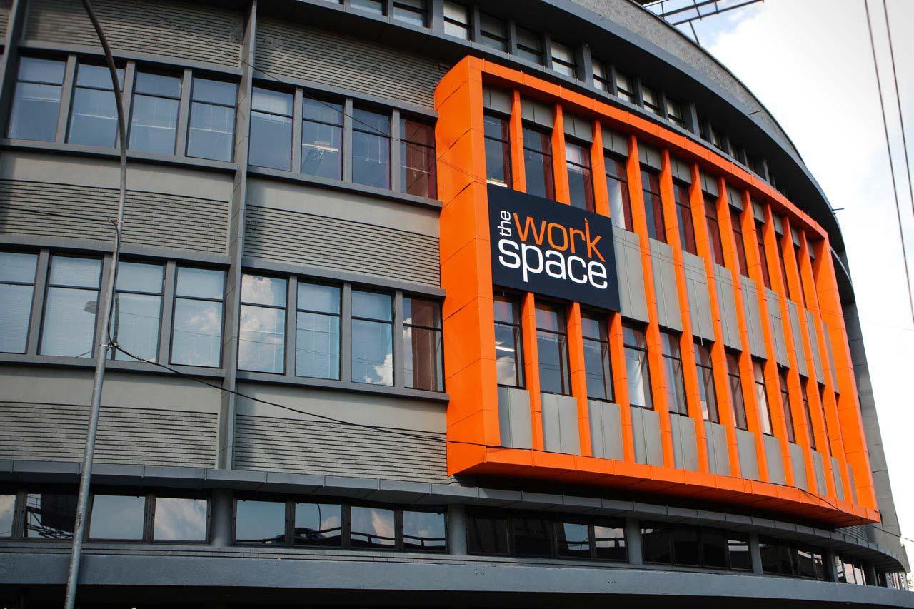 The Workspace Johannesburg