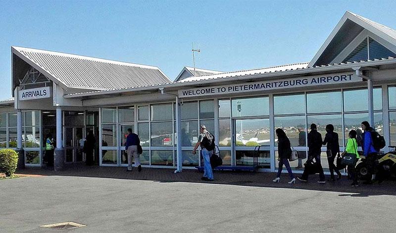 moving to pietermaritzburg airport