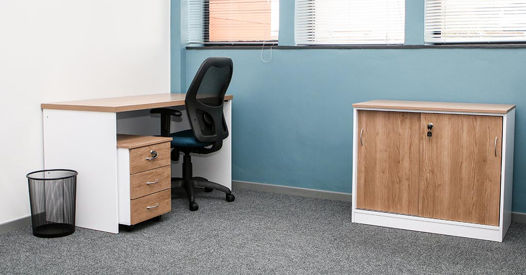 Furnished office space in Johannesburg