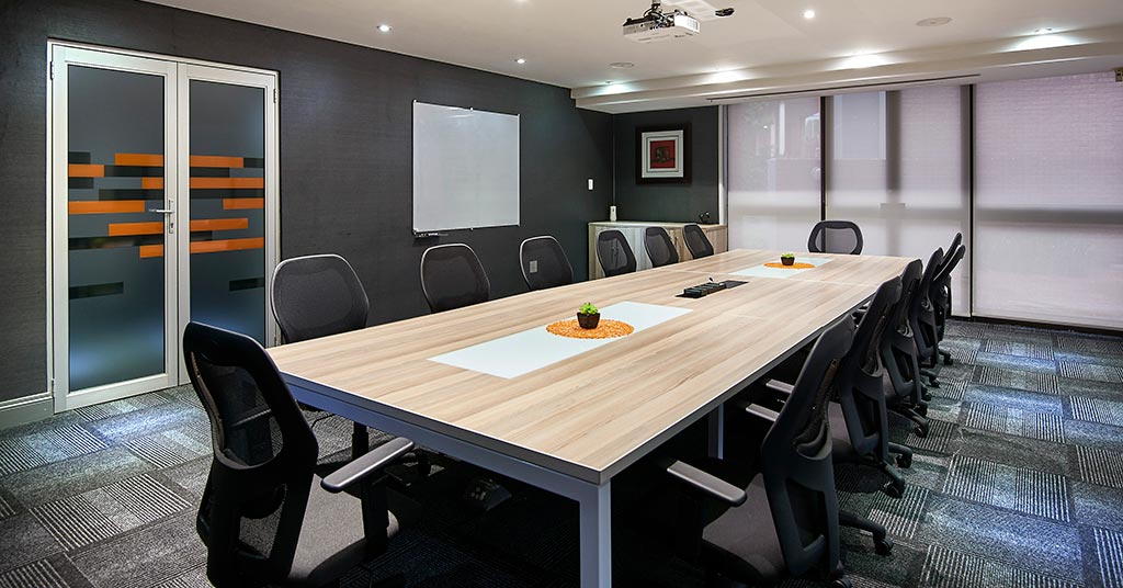benefits of shared office space Johannesburg
