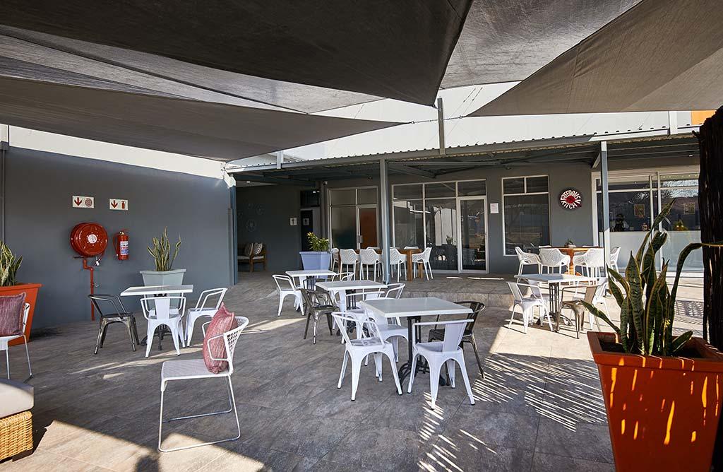 randburg outdoor area