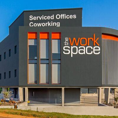 The Workspace Ballito building exterior