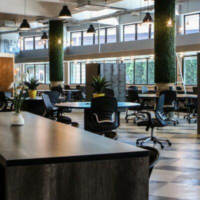 work space in Johannesburg